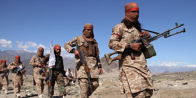 Afghan forces kill five Taliban terrorists