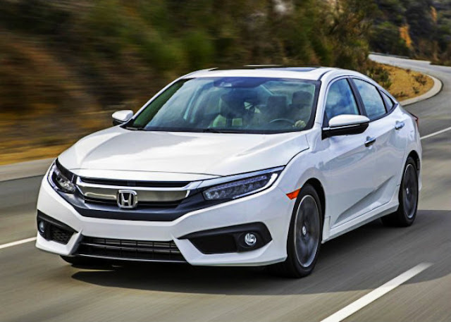 Civic-2017-1- Apple CarPlay will be included in the 2018 Honda Accord Technology