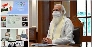 खेल हमारे राष्ट्रीय चरित्र के केन्द्र में है और हमारे युवा खेल की एक मजबूत और जीवंत संस्कृति का निर्माण कर रहे हैं: प्रधानमंत्री नरेन्द्र मोदी