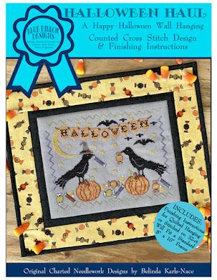 Halloween Haul ©Copyright 2021 Belinda Karls-Nace/Blue Ribbon Designs, LLC http://www.blueribbondesigns.blogspot.com