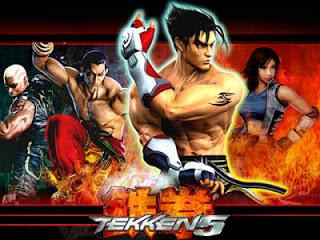 Tekken 5 Free Game Download