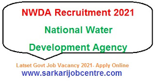 NWDA Recruitment 2021 Various Post Vacancies Apply Online