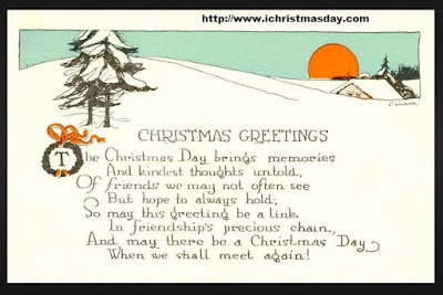 christmas poems about family
