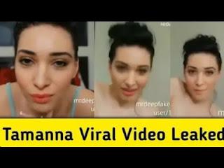 Tamanna Bhatia Viral Video