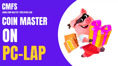 Play Coin Master On Pc Or Laptop.