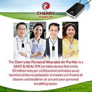 Cherry ad