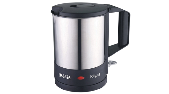 Inalsa Regal 1100-Watt 1-Litre Electric Kettle