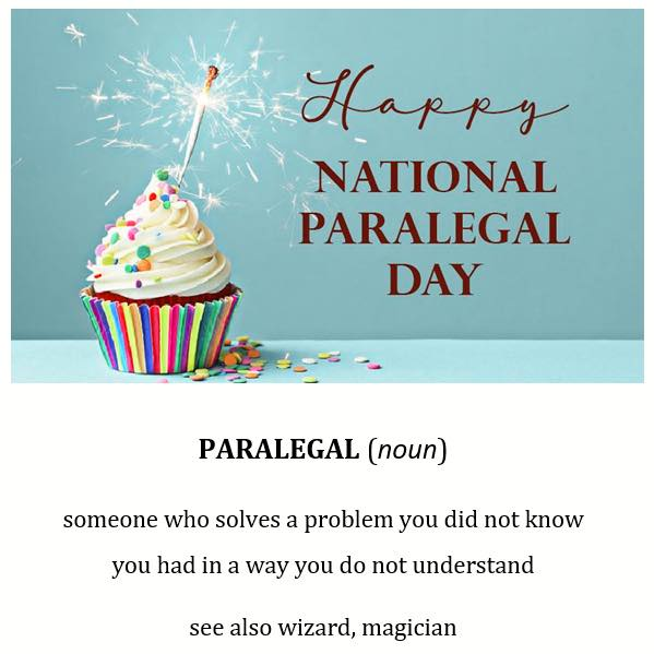 National Paralegal Day Wishes for Whatsapp