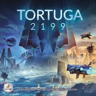 Tortuga 2199 (unboxing) El club del dado FT-Tortuga