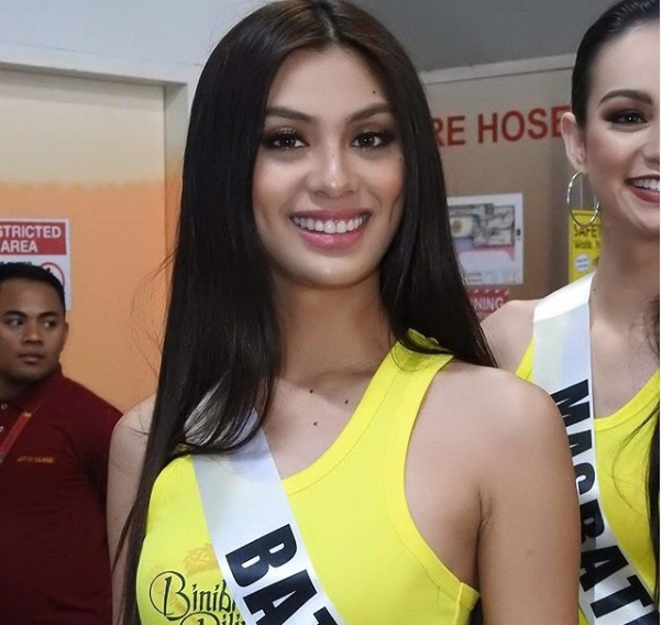 Binibining Pilipinas candidate Patricia Magtanong is now a lawyer