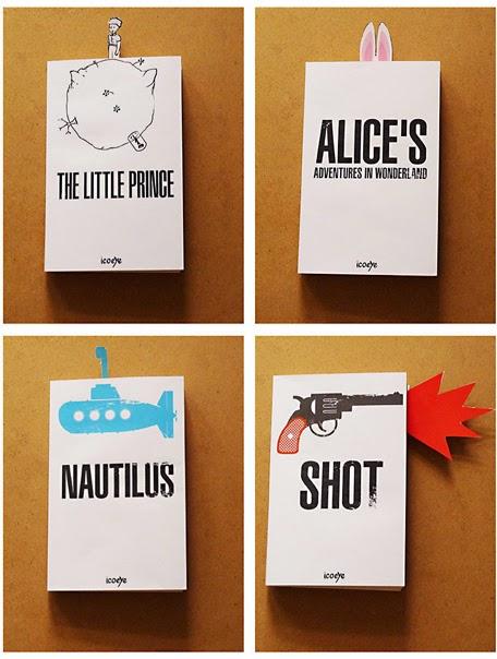 Marca Paginas Combinados Com Livros Depois Que Crescemos