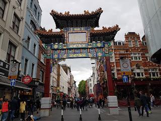 Porta di Chinatown