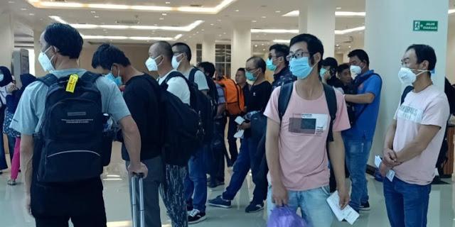 Pemerintah Pusat Izinkan 500 TKA Cina Masuk, Gubernur Sultra Tegas Menolak