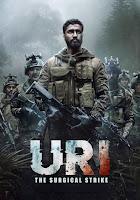 Uri: The Surgical Strike 2019 Full Movie [Hindi-DD5.1] 1080p HQ BluRay