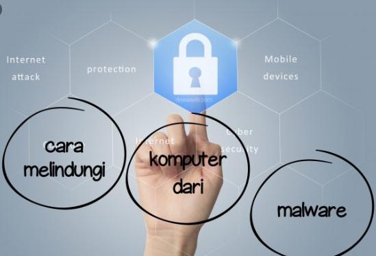 Bagaimana melindungi diri Anda saat berada di Internet