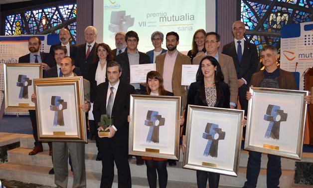 VII edición premio MutualiaJaione Porras