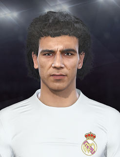 PES 2019 Faces Hugo Sánchez by DNA+I Facemaker
