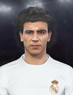 PES 2019 Faces Hugo Sánchez by DNA+I Facemaker