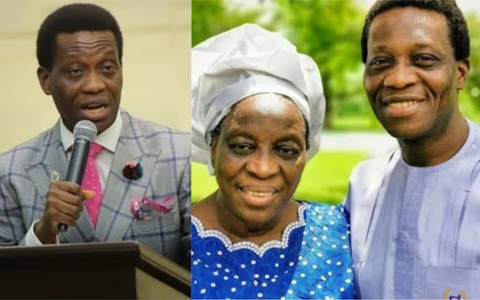 RCCG Overseer, Pastor E.A. Adeboye, Loses First Son At 42