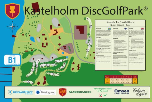 Åland DiscGolfPark