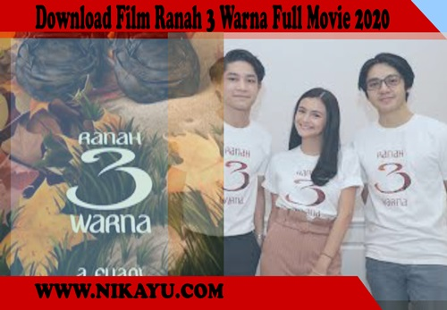 Download Film Ranah 3 Warna Full Movie 2020