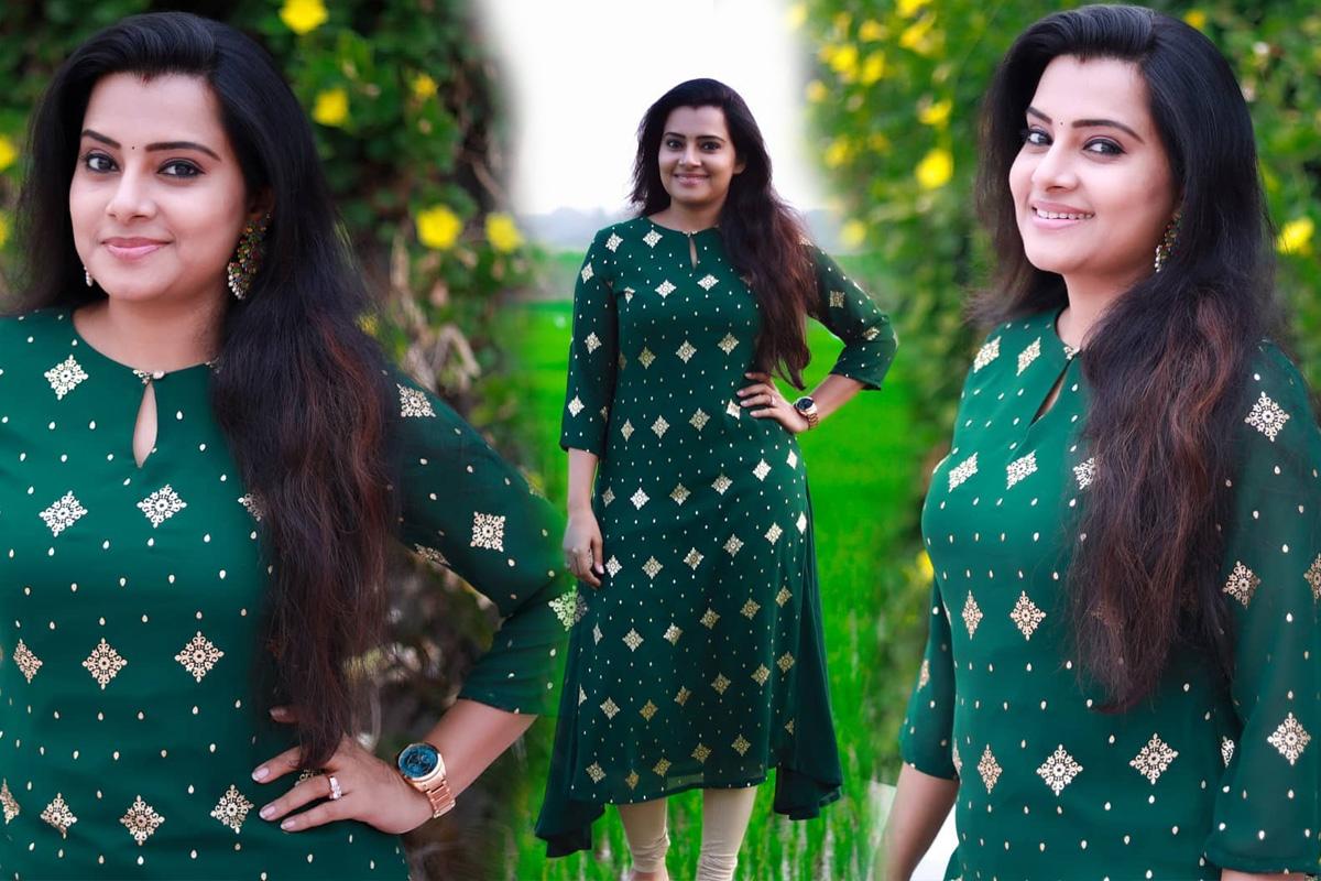 TV Serial Actress Shruthi raj Latest Stills Gallery