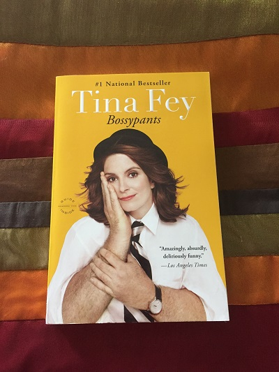 Be Nice and Follow the Rules: Bossypants by Tina Fey