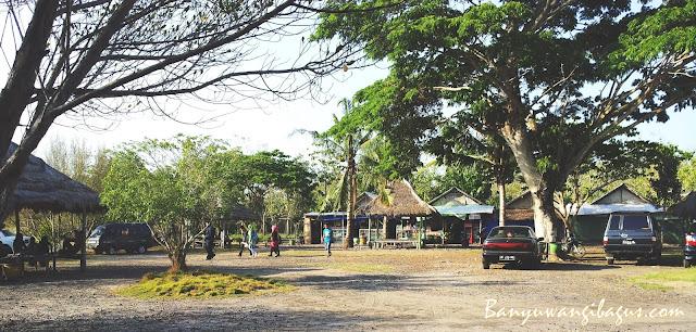 Wisata Pantai Marengan Banyuwangi.