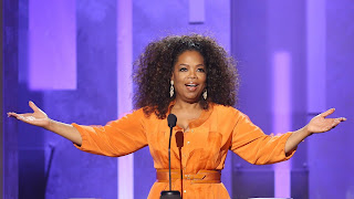 Oprah Winfrey a great inspiring story. real life and motivashional.