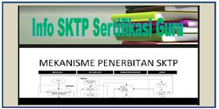 Info Guru Tentang Mekanisme Penerbitan SKTP Tahun 2019