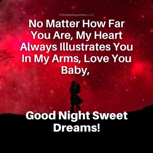 Night romantic quotes gud 34+35 Sexy