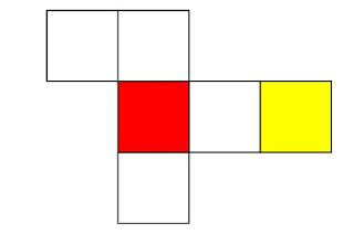 gambar jaring jaring kubus 9