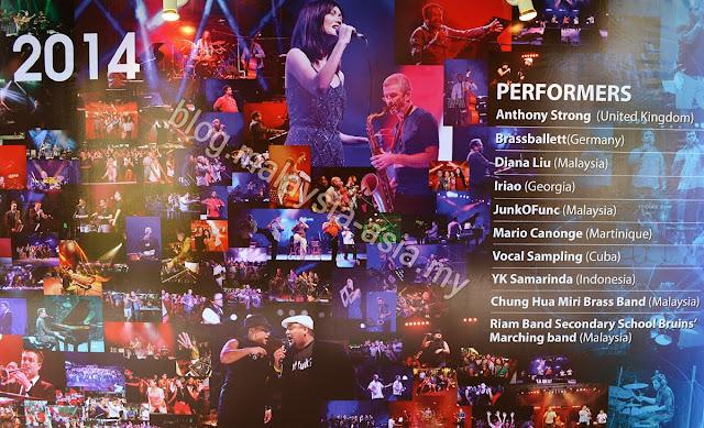 Miri Jazz Festival 2014