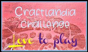 "Join Craftlandia Challenge 8 until October 12. Theme ""books"""