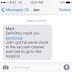 11 Hilariously Unprofessional Text Messages that people have received from their Boss