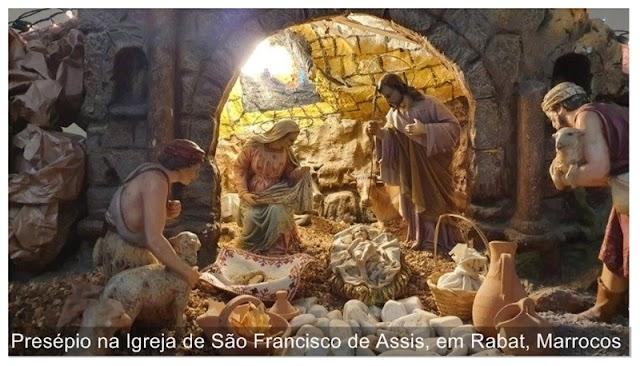 Mensagem de Natal do CMI: buscar conforto e esperança no nascimento de Jesus