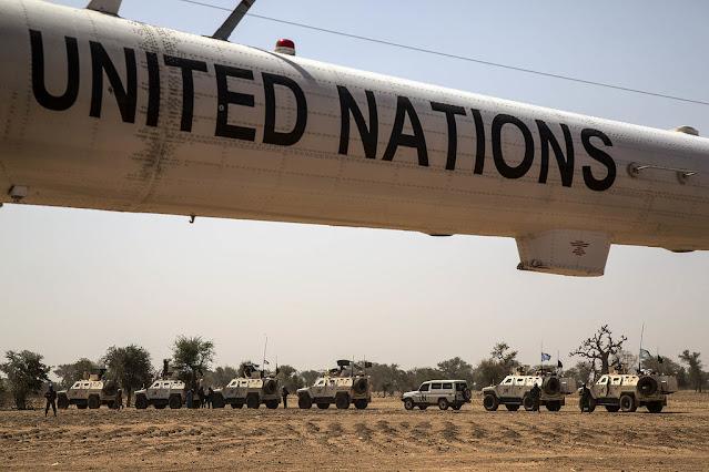 PBB Sebut Seorang Tentara Penjaga Perdamaian Meninggal Dunia di Mali.lelemuku.com.jpg