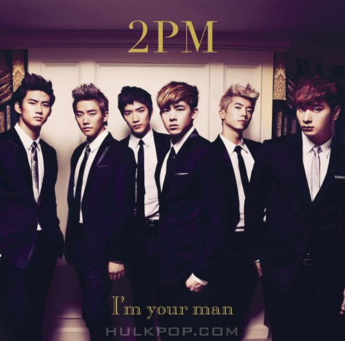 2PM – I'm your man -Japanese Ver.- – EP (ITUNES PLUS AAC M4A)