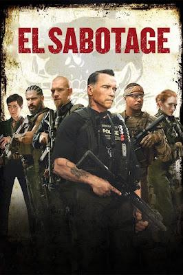 Sabotage 2014 DVD R1 NTSC Latino