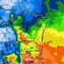 Prevén tormentas a partir del miércoles para Tamaulipas