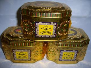 BUKHUR SALWA