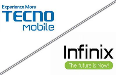 Best Tecno & Infinix Smartphone Devices With Good Battery Life