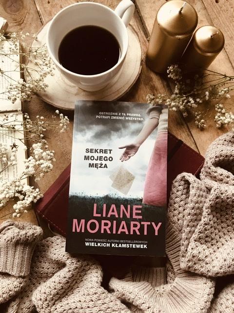 Liane Moriarty,Sekret mojego męża