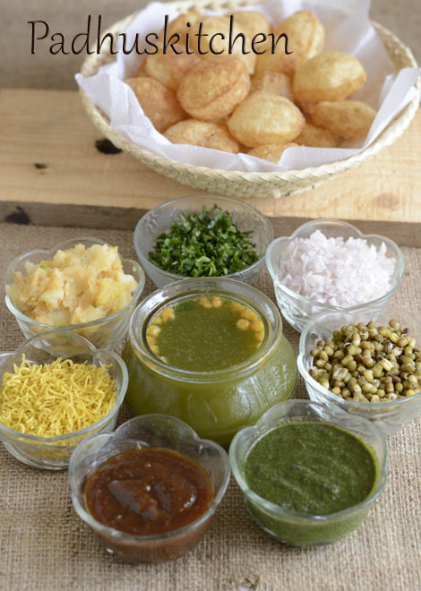 how to make pani puri