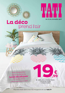 Catalogue Tati 12 au 23 Avril 2017