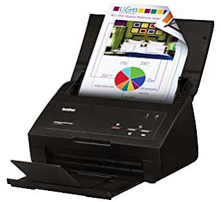Brother ADS-2000e Scanner & Driver Download for Windows, Mac, Linux