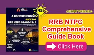 Comprehensive Book RRB NTPC FREE PDF PDFKAADDA.COM