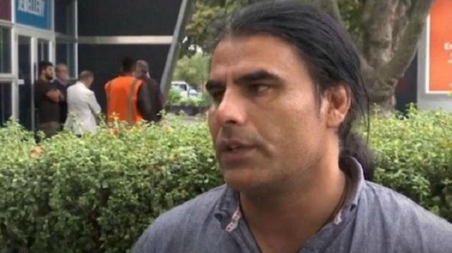 Duel Lawan Teroris di Masjid New Zealand, Pria asal Afghanistan Dicap Pahlawan