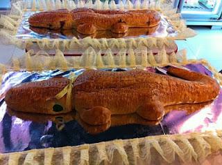 roti buaya khas betawi