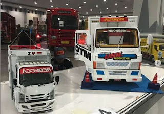 jogja truck festival 2018